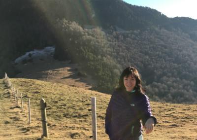 Jenni Walford_Up a hill