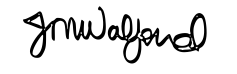 Signature Jenni Walford